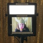 DIY photo booth rental example